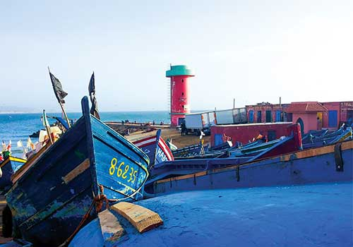 Canadian cruise offer - Morocco