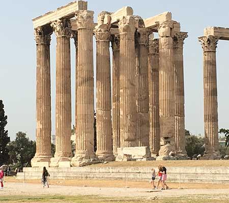 Vacation Savings - Athens
