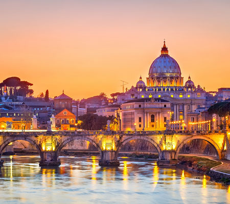 OBC Cruise Offer - Rome