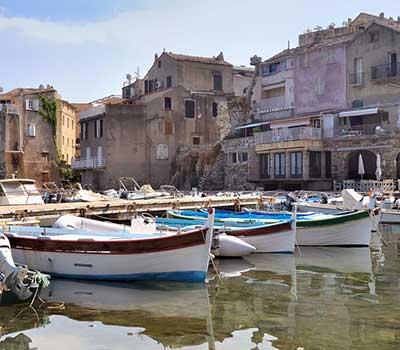 Italy Cruise - Corsica