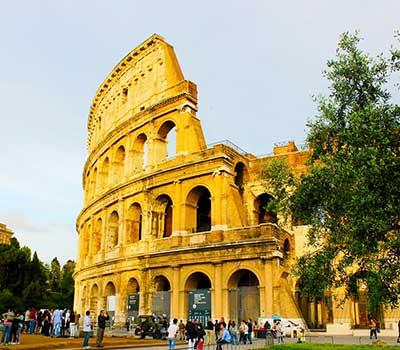 Italy Cruise - Rome