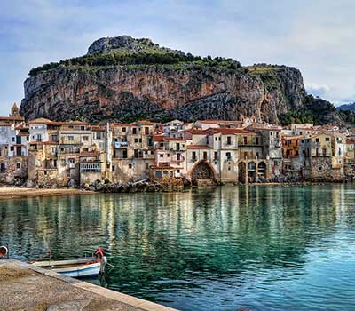 Italy Cruise - Sicily