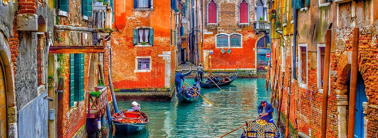 Savings Italy Cruise - Venice
