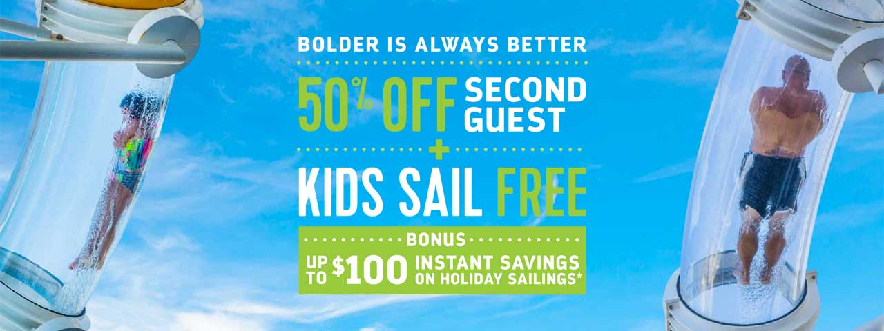 Royal Caribbean August Cruise Deal