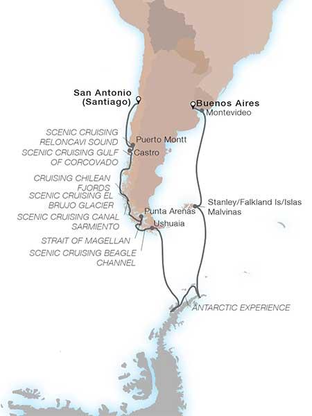 Set-Sail-Cruise-Sale-Antarctica-Itinerary