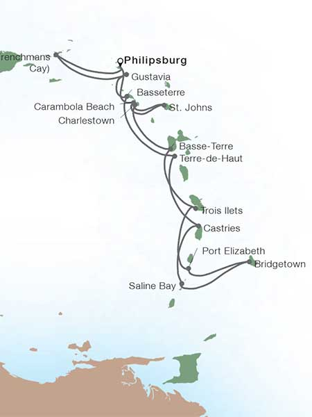 Set-Sail-Cruise-Sale-Caribbean-Itinerary