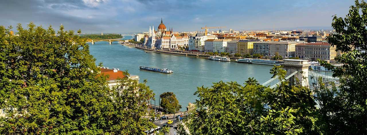 2021 River Cruise Savings Budapest
