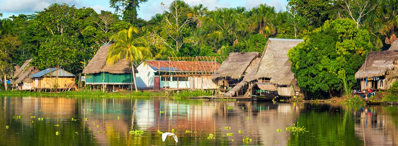 Amazon-River-Cruise-Village