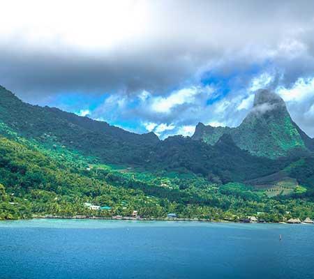 Cruise Gift French-Polynesia-Moorea