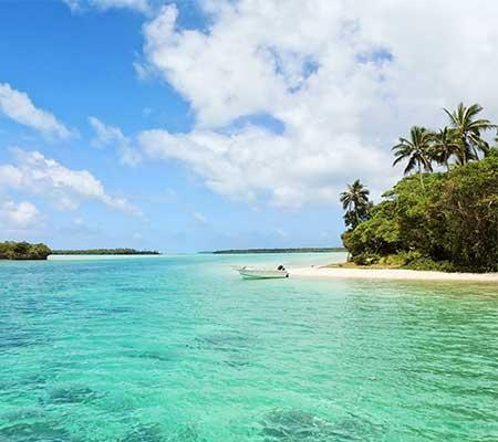 Cruise gift French-Polynesia-beach