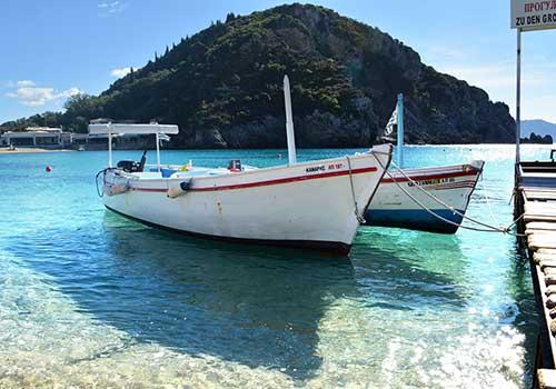 Cruise Sale - Corfu