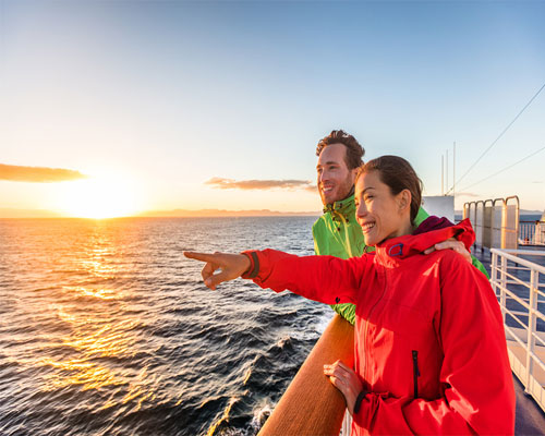 Hosted Cruises - Trondheim, Norway