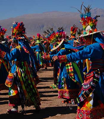 Peru and Chile Cruise - Chile Folk Dance