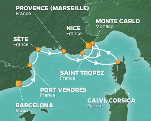 Solo-Cruise-Offer---France-Map