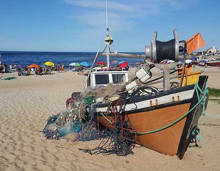 Expedition savings - Uruguay