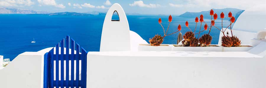 Luxury Expedition - Santorini