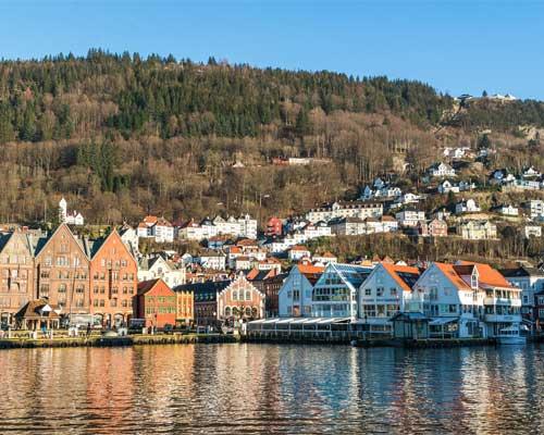 Free Flights - Hurtigruten Norway