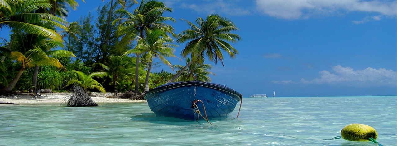 OBC Cruise Offer - Lady on Beach