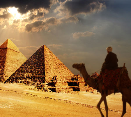 Tour Savings - Pyramids, Egypt