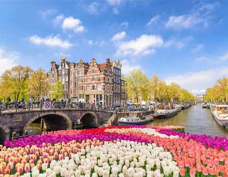 River-cruise Amsterdam