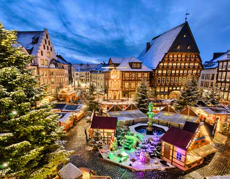 River-cruise-Christmas Market
