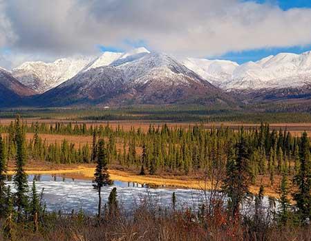 Alaska Vista