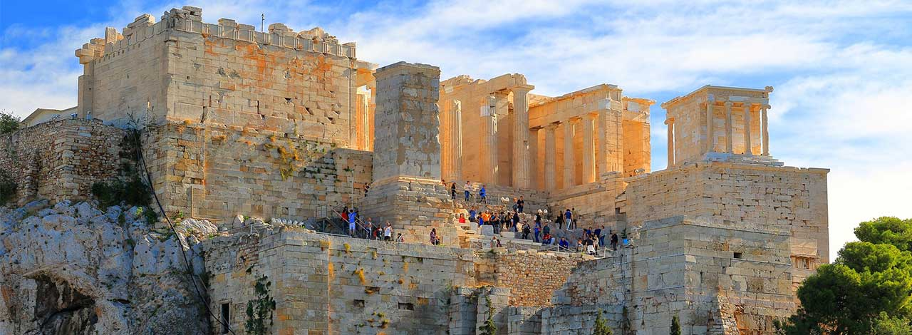 Luxury Expedition Voyages Athens
