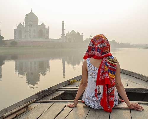 Women Only Tours Taj mahal