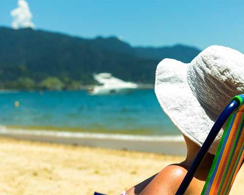 South America Tour Special -Beach