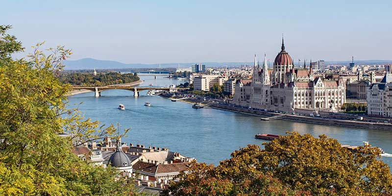 Rivers of the World Budapest