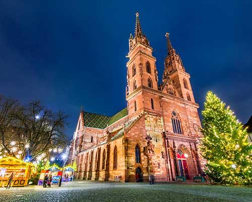 Christmas Markets - Basel