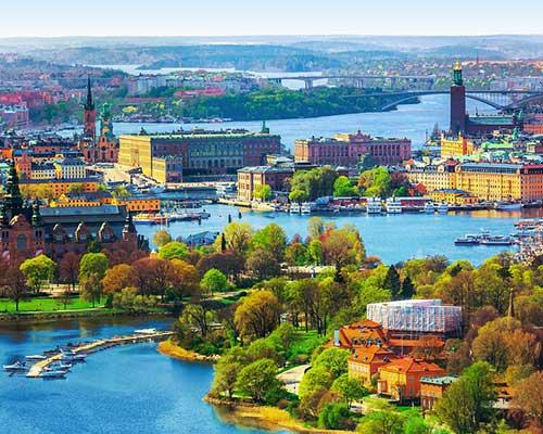 No Single supplement - Stockholm