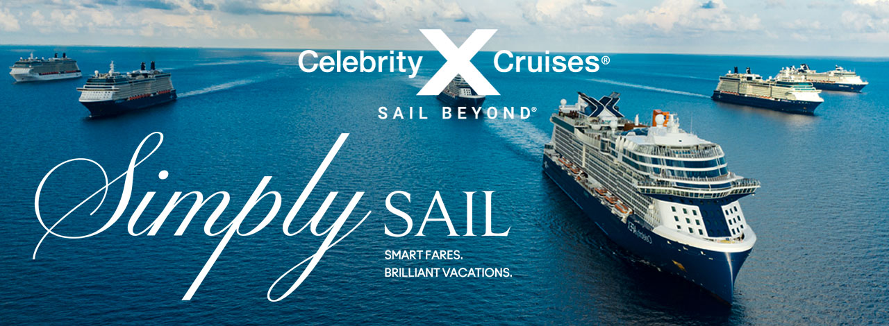 Simply Sail Celebrity Cruises