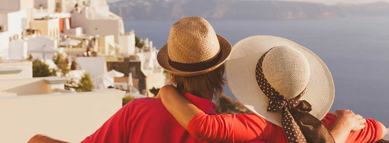 Caribbean-Savings - Couple in the med