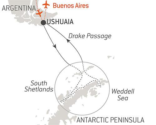 Themed Cruises - Antarctica